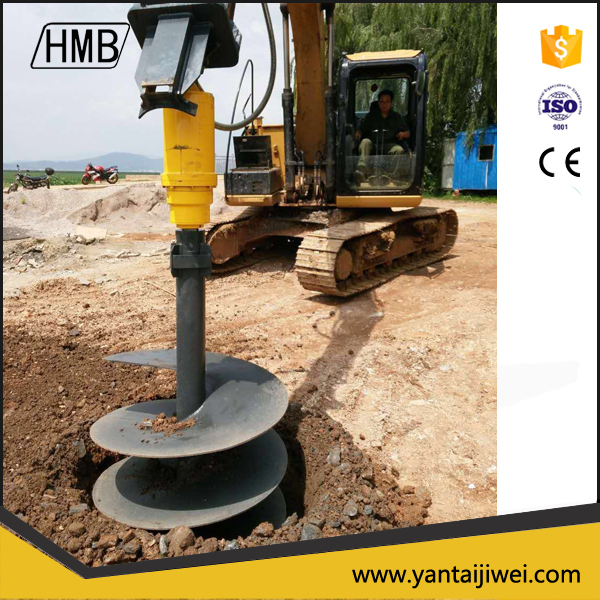 tree planting digging machine/earth auger for sale