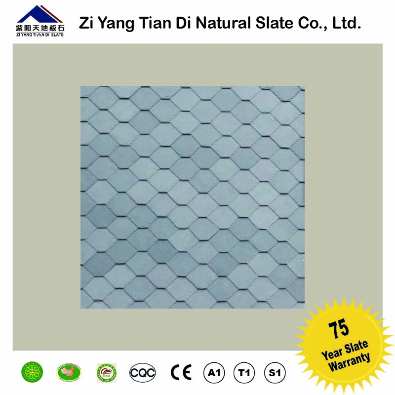 chinese culture roofing slate for construction material