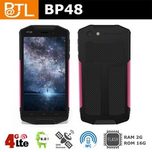 BATL BP48 Semi Rugged 5 Inch 4G Cell Phone With Cortical Cover