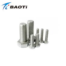 high tensile high strength hex head structure bolt for making machine price