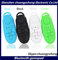 Cheap Bluetoothwireless joystick Shutter Release Remote Shoot Control for iPhone / Android Bluetooth Gamepad Mini Gamepad