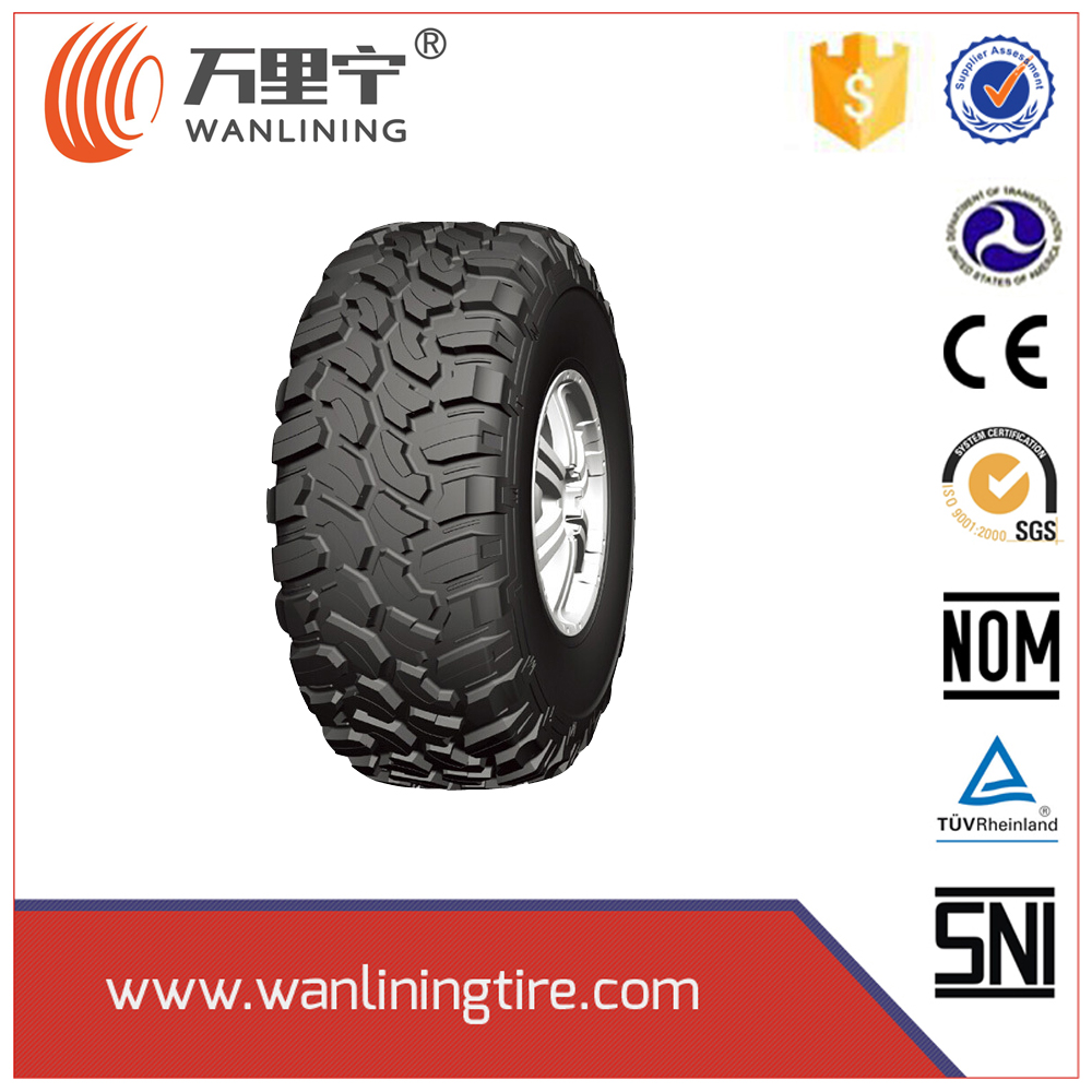 High Performance china cheap 285/75R16 31X10.5R15 33X12.5R15 33X12.5R16 mud tire With Warranty Promise