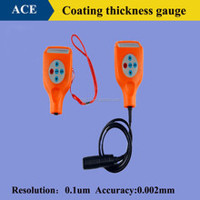 Multifunction Elcometer Powder Coating Thickness Gauge