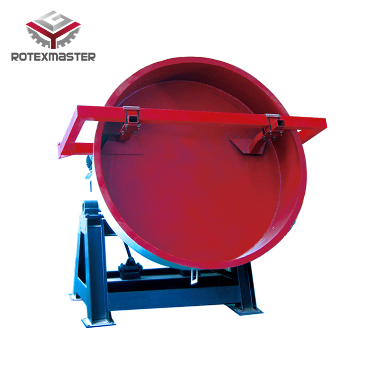 [ROTEX MASTER] Best quality pan granulation fertilizer equipment machinery
