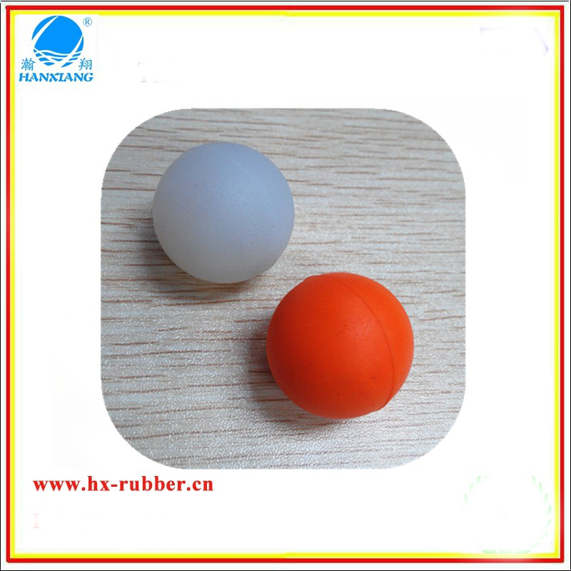 Most popular elastic toy rubber bouncing ball for pet