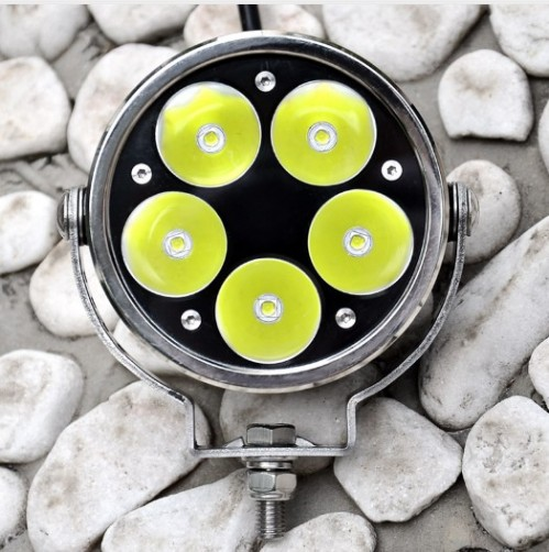 Brand New Waterproof 50w LED Dune Buggy Headlights, Dirt Bike Motorbike LED Driving Lights 4WD