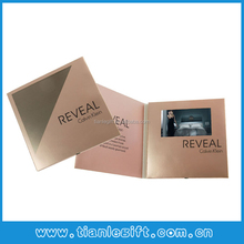 HD LCD Screen Video Brochure Card for Advertising Use