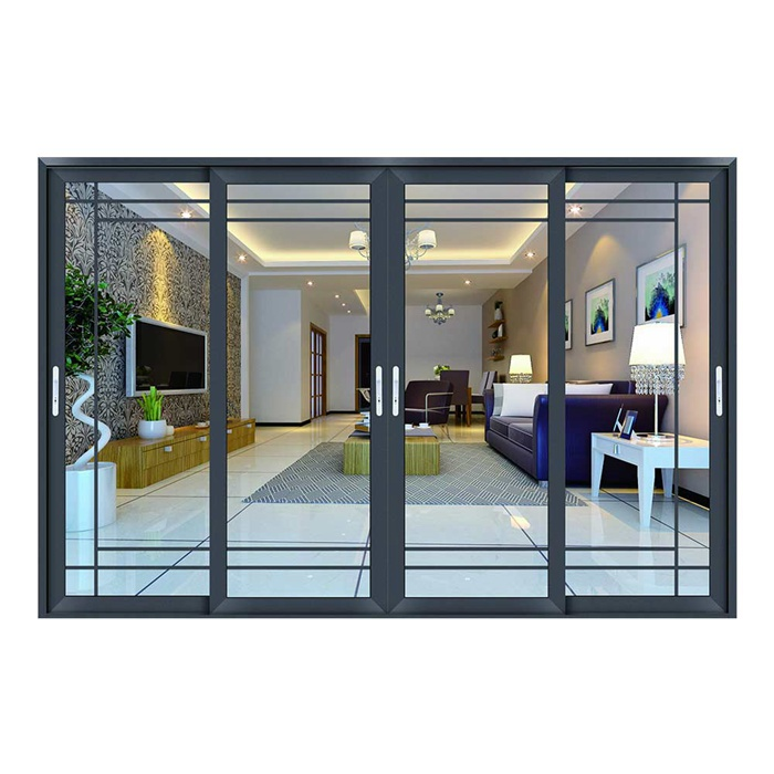 High Quality Oem Aluminum Cheap Sliding Doors