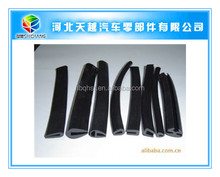 china manufactory v u type channel rubber seal for windows glass