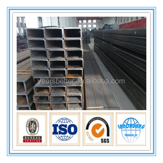 Mild Steel Hot Rolled Square Hollow Section with EN10210 standard