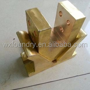 CE/ISO Certificated Metal Foundry Factory Copper Brass Die Cast Parts