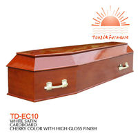 TD-EC10 COFFIN bed and casket head