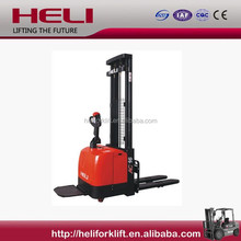 China Top1 Manufacturer HELI Brand CDD16 1.6Ton forklift electric pallet stacker