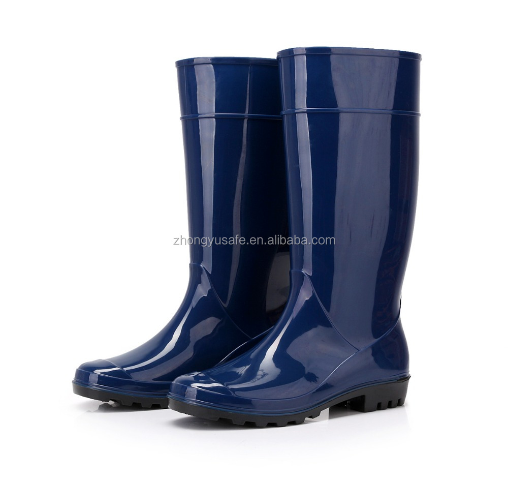 2016 rain boots for ladies,women wellingtongumboots wholsale china,ladies pvc rainboots factory