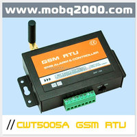 gsm sms rtu controller / alarm sms module with 2 input and 2 output CWT5005
