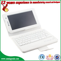 Detachable Bluetooth Keyboard for Samsung Galaxy Tab 2 7.0 P3100 , Standing PU Tablet Cover