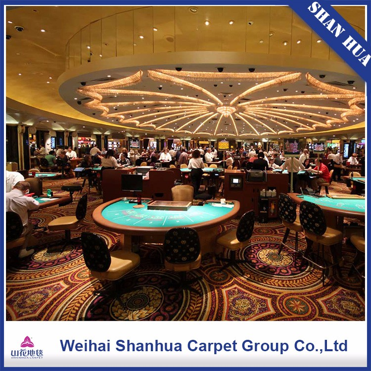 2017 China hot selling new design top quality best sell casino carpet for sale