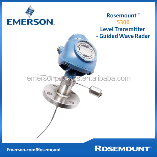 Emerson Rosemount 5300 Guided Wave Radar