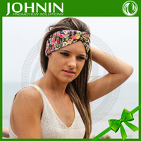 2016 Hot Sale Fashion Type Headband Scarf For Girls