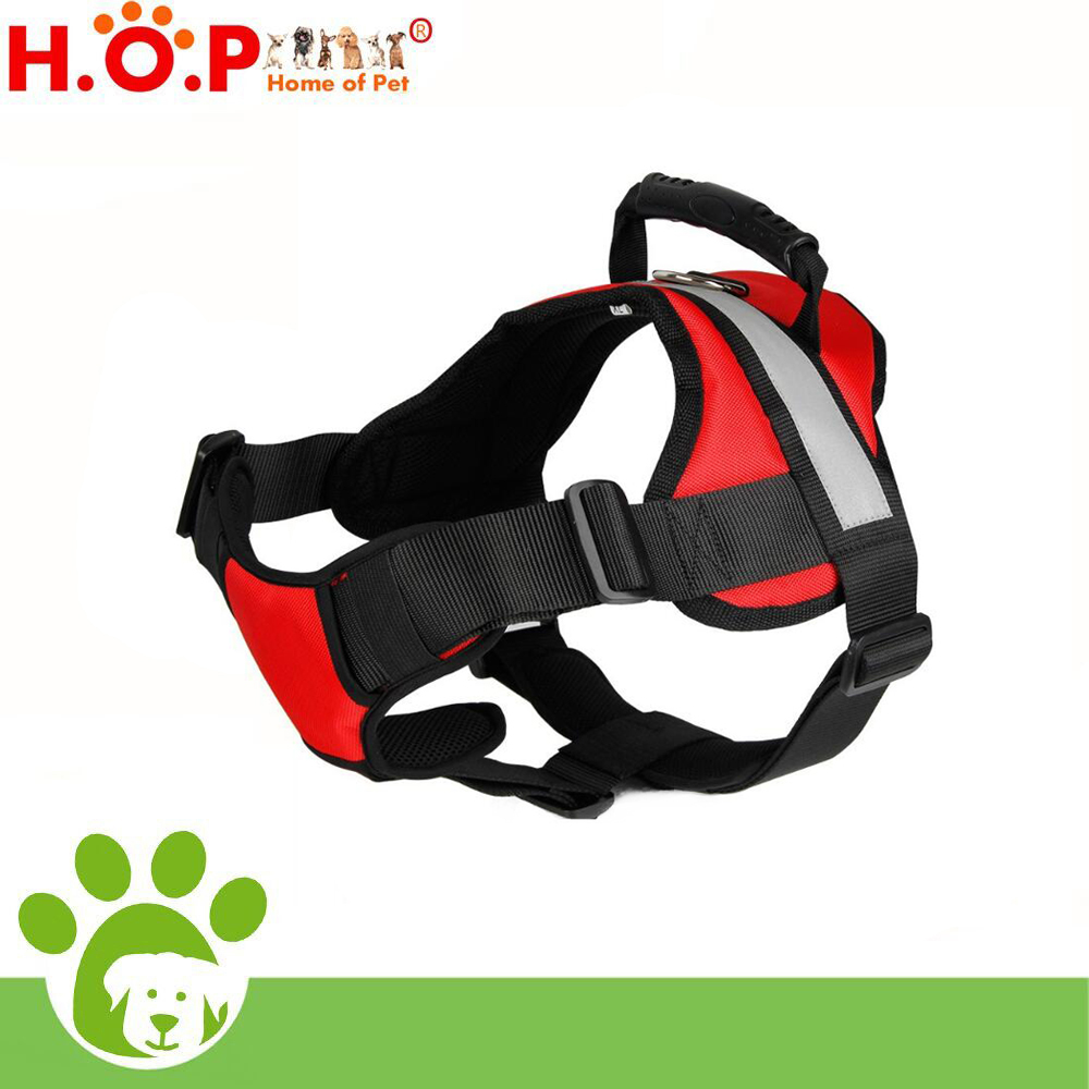 Light Weight Dog Outdoor Training Reflective Dog Harness