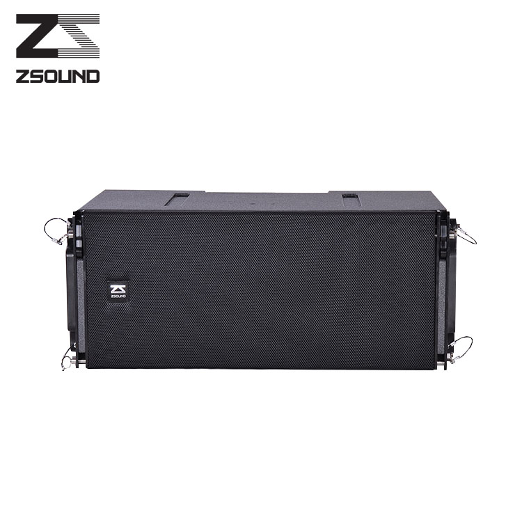 Zsound 2018 horn line array speaker, china audio