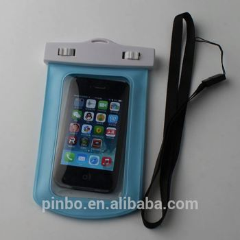 Pvc Waterproof Shockproof Dustproof Cell Phone