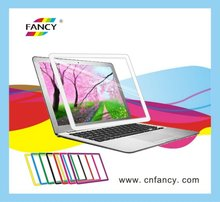 New design with Colorful Frame Screen protector