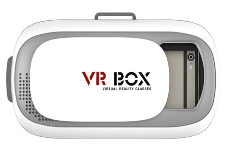 Portable VR BOX II 2.0 Version VR Virtual Reality 3D Glasses for LG G4 Samsung Galaxy S8/S7 Edge Nokia Lumia HTC