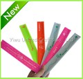 Promotional kids slap bands snap bracelet cheap price