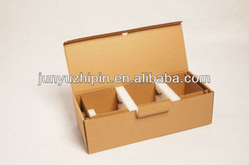 Corrugated Packaging Boxes With EPE Partition