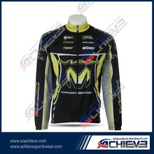 Coolmax cycling bmx jersey sublimated print Fashion design germany cycling wear