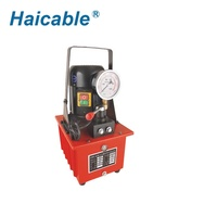 Double Acting Electric Hydraulic Oils Hand Pump EHP-63B Hidrolik Cutter Pompa ehp-70zs 70mpa
