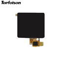 ShenZhen supplier 1.3inch square LCDmodule touch screen for watch