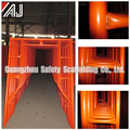 Guangdong Light Duty Multifunctional Tubular Welded Frame Scaffolding