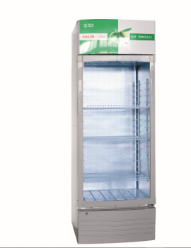 Single door showcase chiller 239L