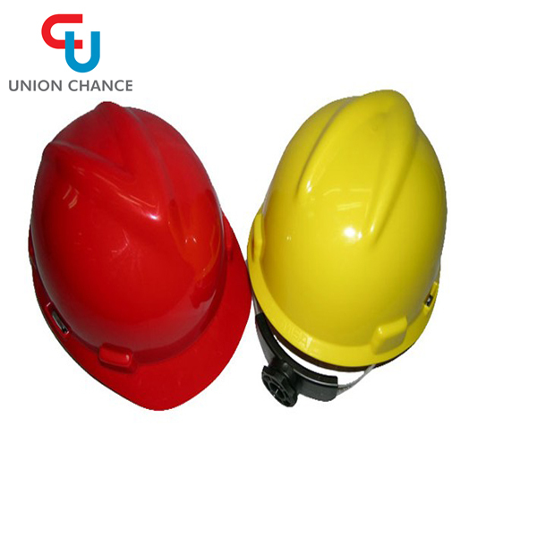 PE Head Protection Work Safety Helmet