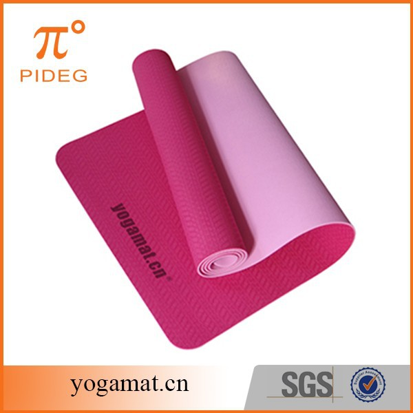 cheap TPE hanging yoga mat