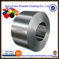 powder coatings for cold/hot rolled steel