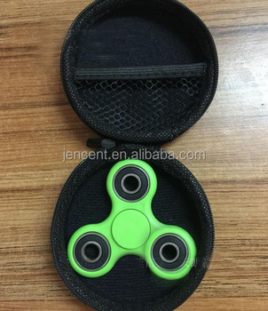 hot sale portable eva Hand Spinner Fidget Toys Fidget bag case