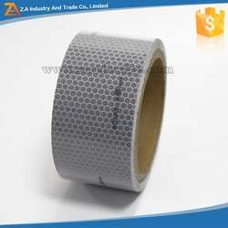 High Intensity Prism 3m Solas Reflective Tape Adhesive and Fabric Backing