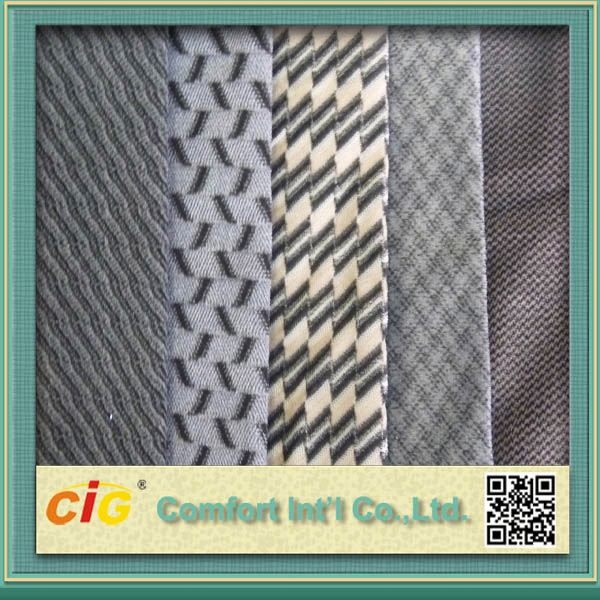 New Design Jacquard Car Seat Fabric