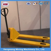 China Factory price small hand stacker/telescopic forklift