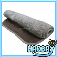 soft warm cat dog carpet pet cushion sleeping bed