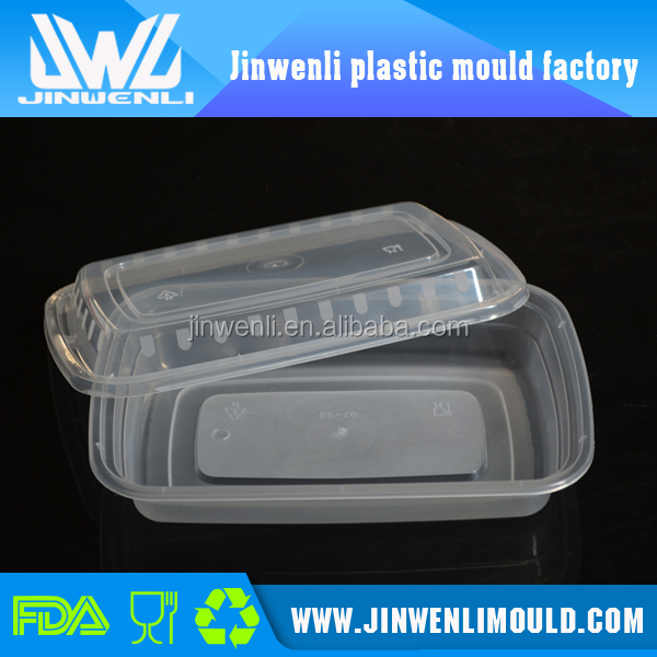 Disposable Plastic Take Away Food Container wholesale factory price