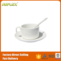 bulk ceramic coffee mug with cover for sublimation wholesale