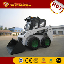 Price of 700kg wecan GM700 mini wheel skid steer loader