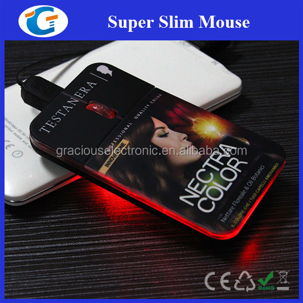 2013 best wired optical silent mouse with mini size