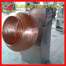 Copper pan AMS-BYC700 Nut Sugar Chocolate Coating Machine with best quality