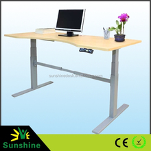 Quality durable electric control office electric adjustable desk