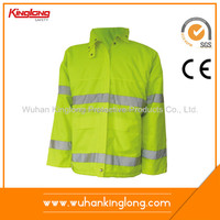 Fashion Safety Outdoor Jacket Warm Winter Jacket For Man